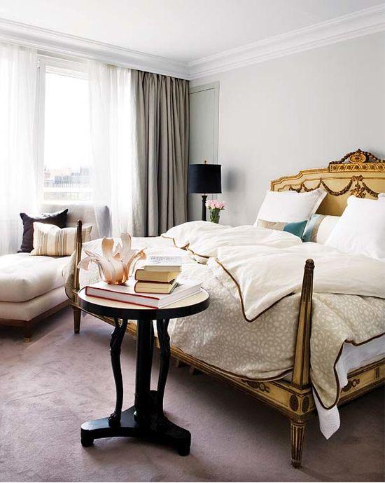 glamorous bedroom