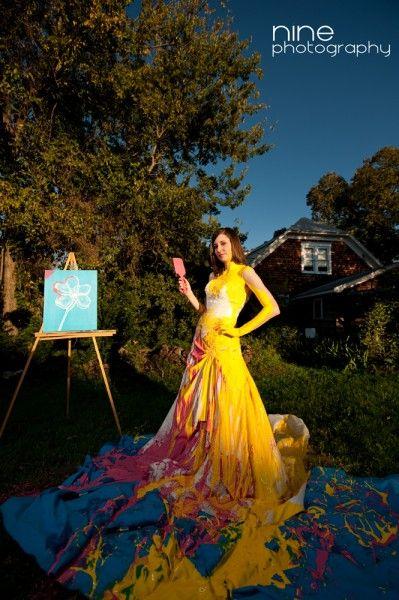 10 Best Trash the Dress #Wedding Photos