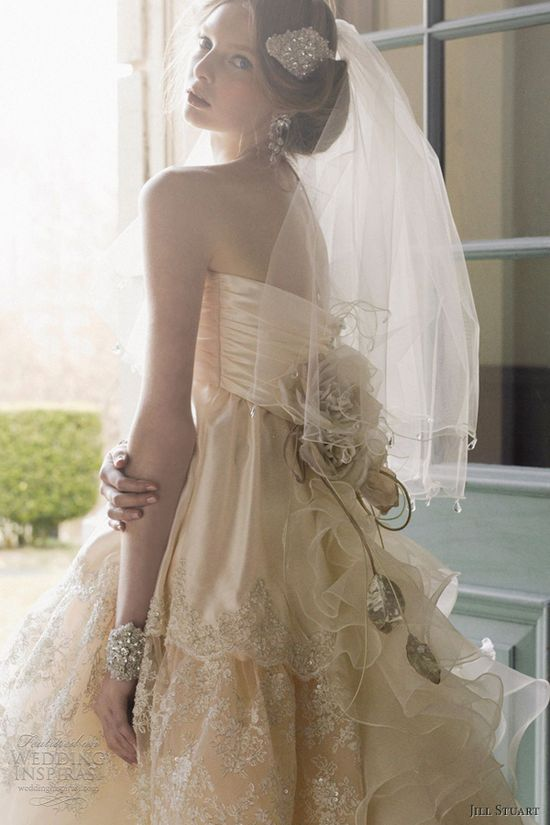 Jill Stuart Wedding Dresses 2012 — The Eighth Collection