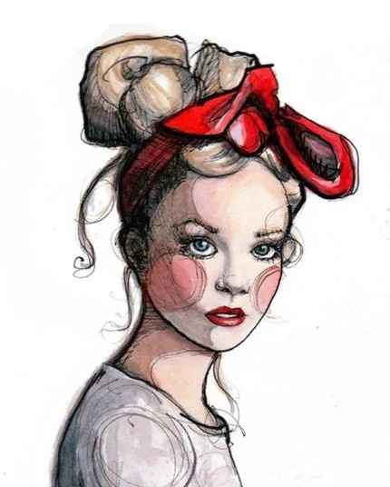 Kathryn Elyse #illustration