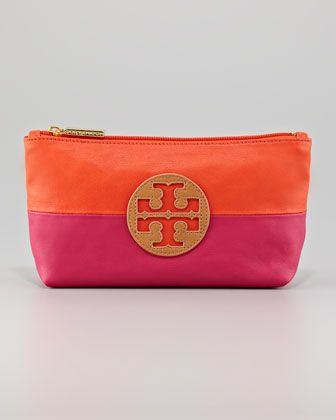 ? small cosmetic case / tory burch