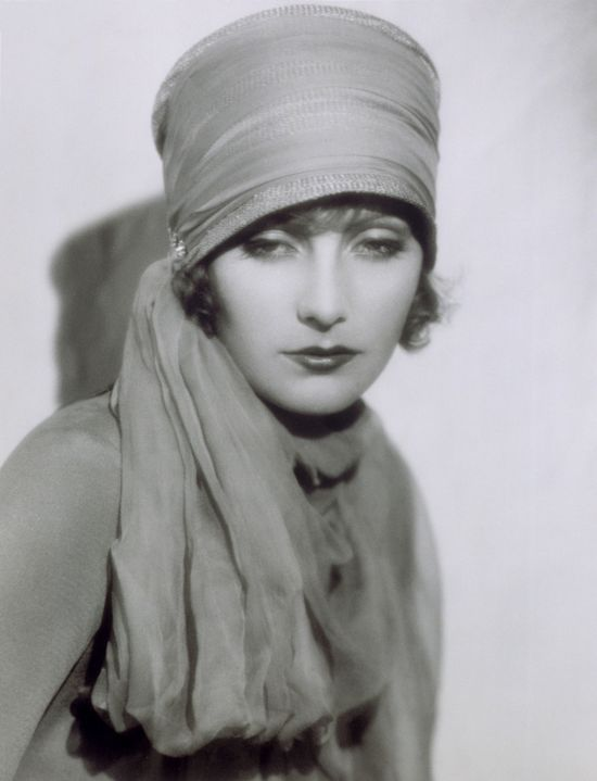 Greta Garbo - 1926 - 'The Temptress' - Photo by Ruth Harriet Louise - Collection of the Reisfield Family