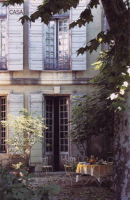 St. Remy de Provence.