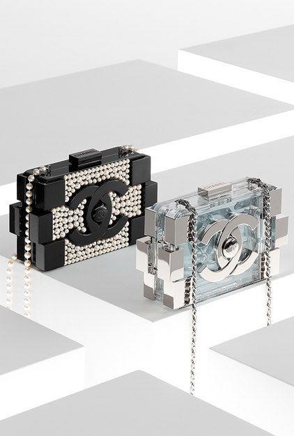 Chanel Plexiglass Mi
