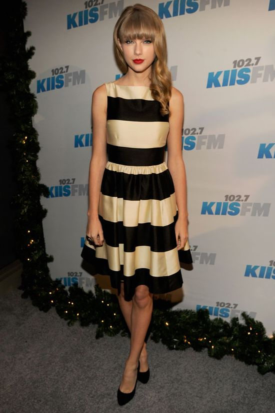 Taylor Swift in Kate Spade
