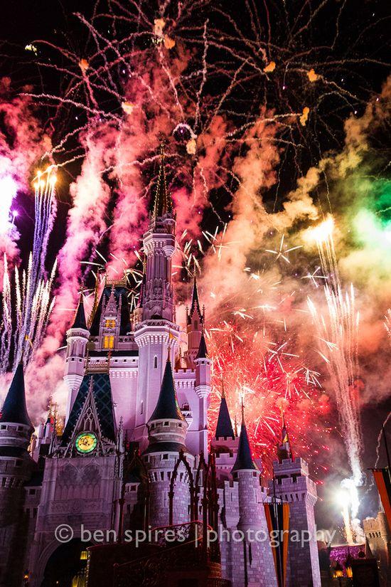 Magic Kingdom, Disney World - Orlando, Florida