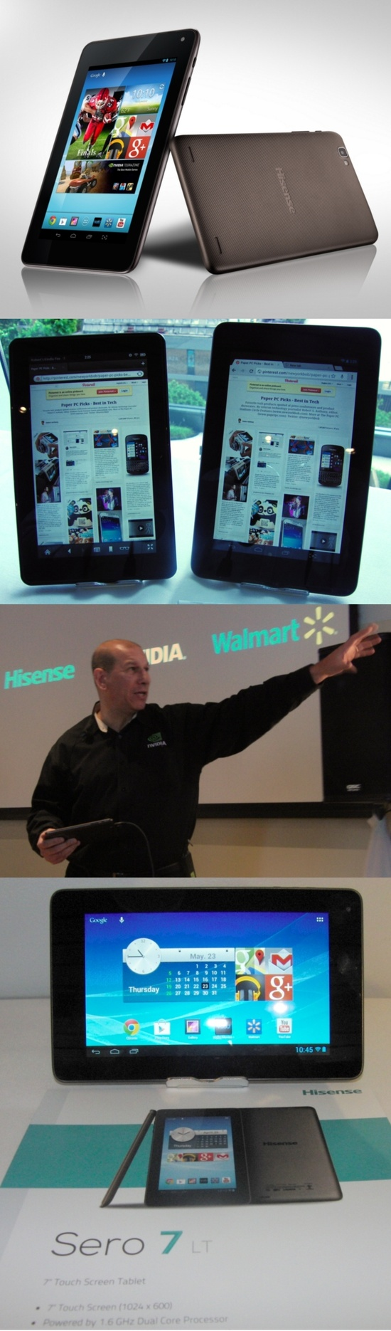Hisense Sero 7 Pro tablet: All that for $150?