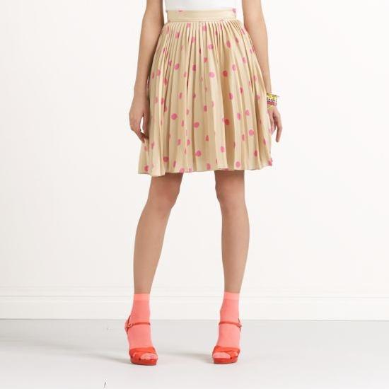 Skirt is so cute.