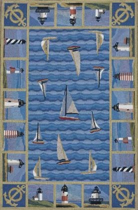 Image detail for -COASTAL / NAUTICAL Home Decor rugs, art, accessories, and ideas
