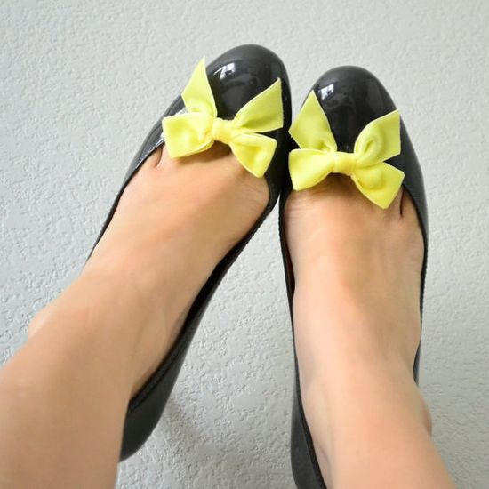 shoe clips from No144 #etsy