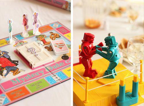 Wedding board games
