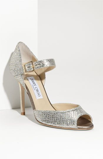 Jimmy Choo 'Lace' Mary Jane Pump available at #Nordstrom