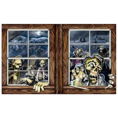 Zombie Attack Insta-View Party Accessory (1 count) (1/Pkg) $6.53