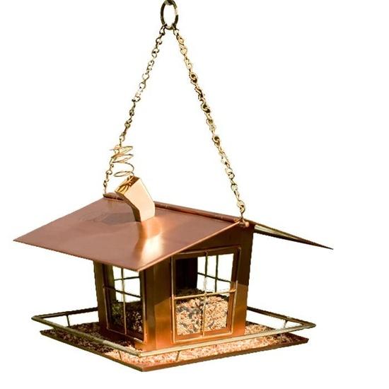 Potter Bird House Feeder