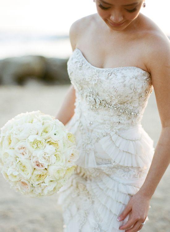 OMG >> Detailed Lazaro Gown
