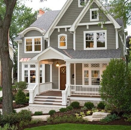 This house is gorgeous looking. I bet inside and out!