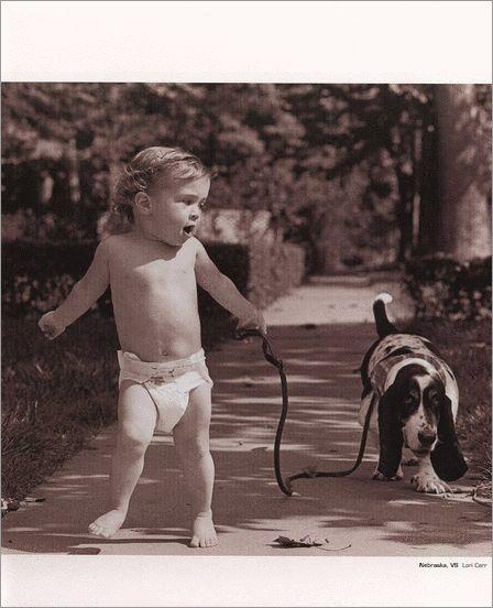 Hond uitlaten! #Cute #Kids