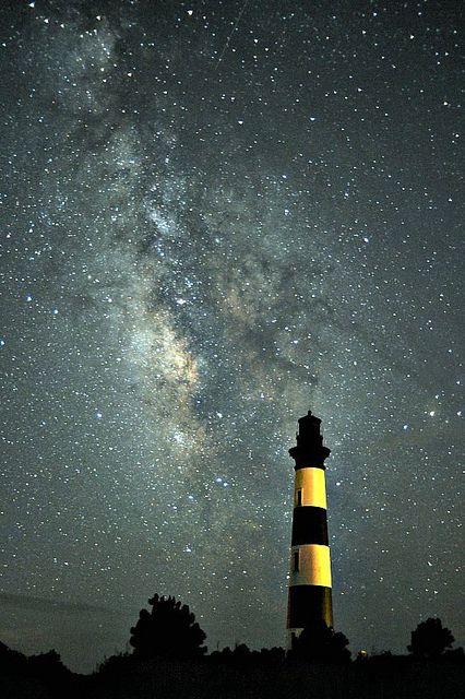 Bodie Island - Milky Way