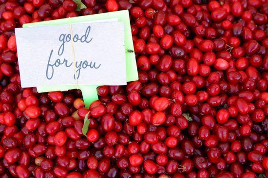 The Surprising Health Benefits of Cranberries