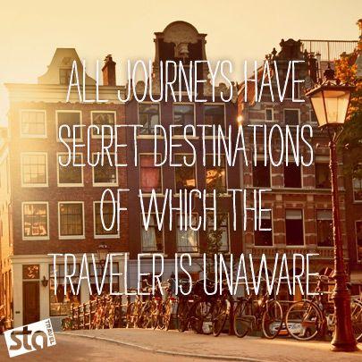 Amsterdam - Travel Quotes