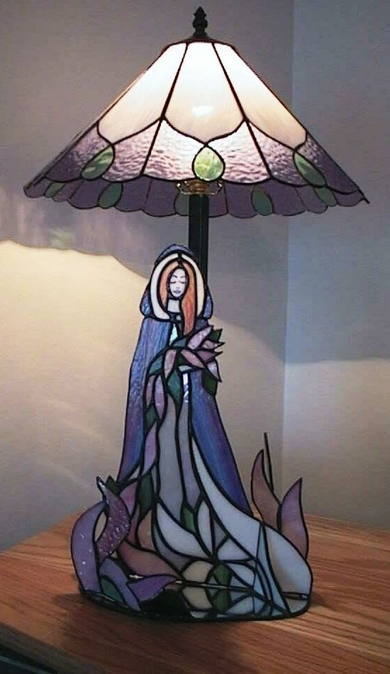 lamp &amp&#x3B; lady