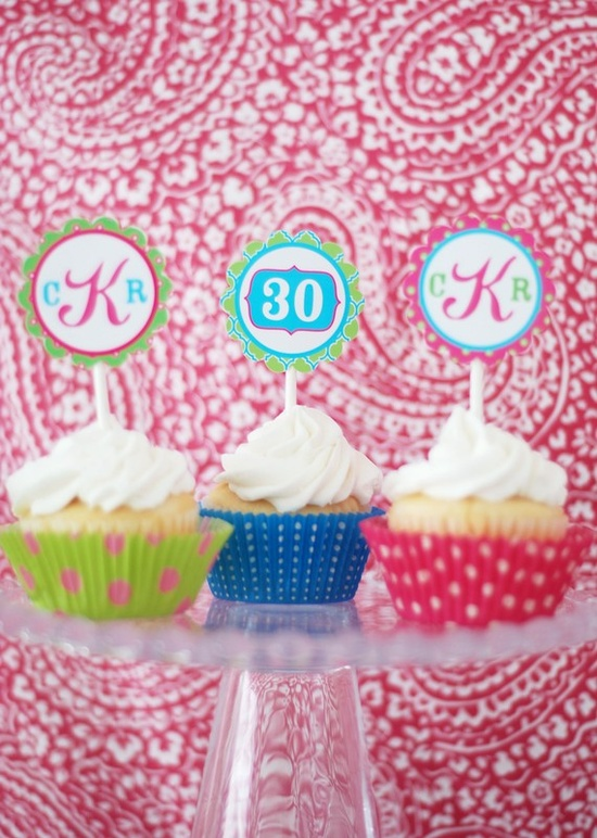 LILLY PULITZER INSPIRED Shower or Birthday Party - Printable Drink Wrap