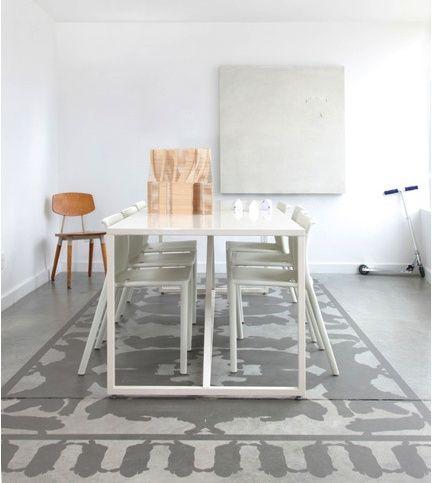 painted #floor decorating #floor interior #floor design #floor decorating before and after