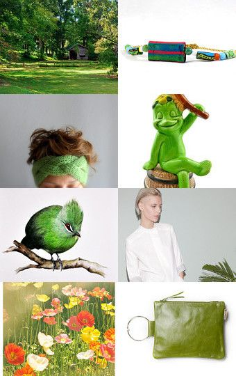 #Green collection  --Pinned with TreasuryPin.com