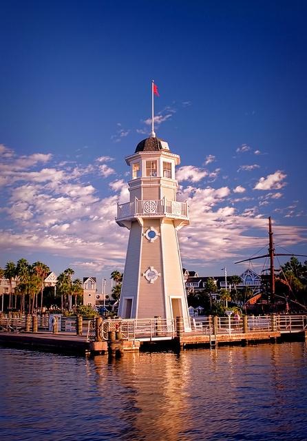 Disney's Yacht Club Resort- Walt Disney World- Scott & I stayed here on our honeymoon. It was wonderful!