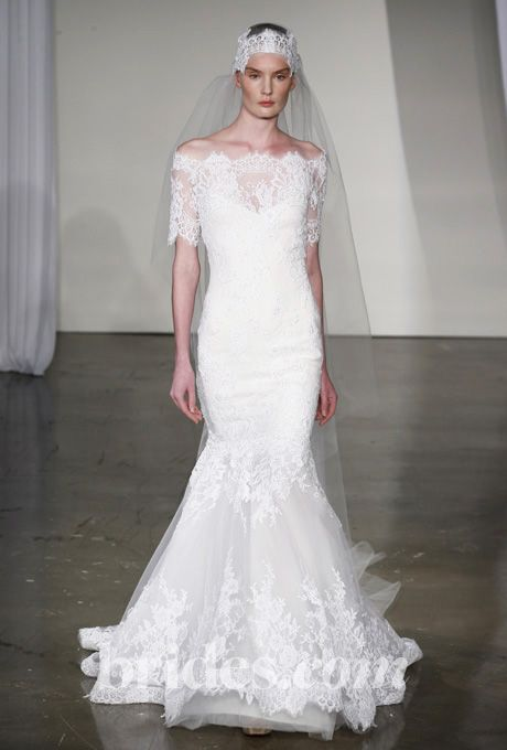 Gorgeous..classic, Marchesa - Fall 2013