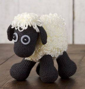 sheep toy pattern