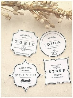 #vintage #labels #graphic #design