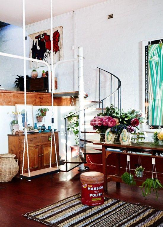 Dream house in Melbourne. #vintage  #interior #inspiration