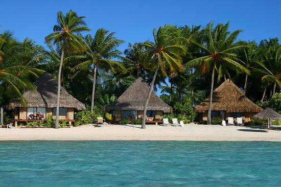 White Sand Beaches and Dream Bungalows