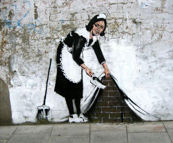 Street Art and 3D Street Art
