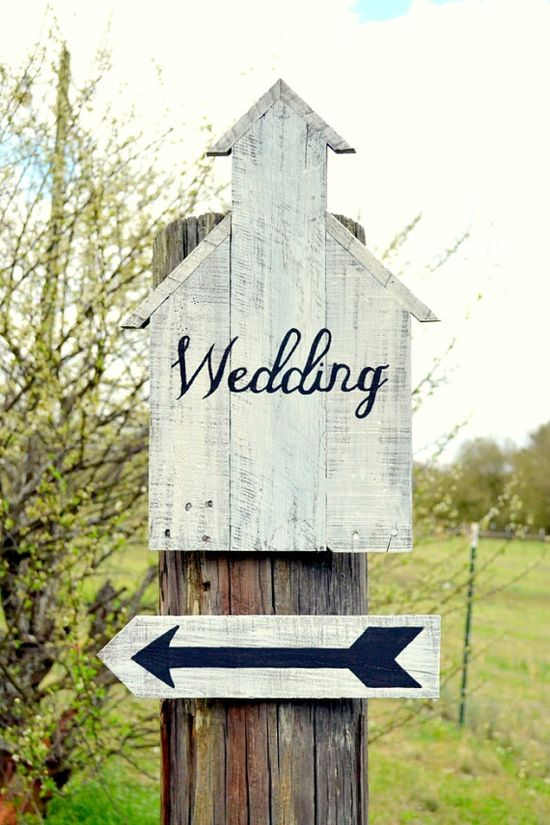 love this wedding sign on ETSY