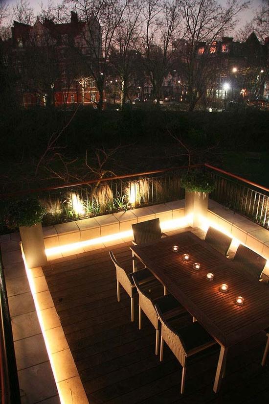 Garden Design in Notting Hill, West London