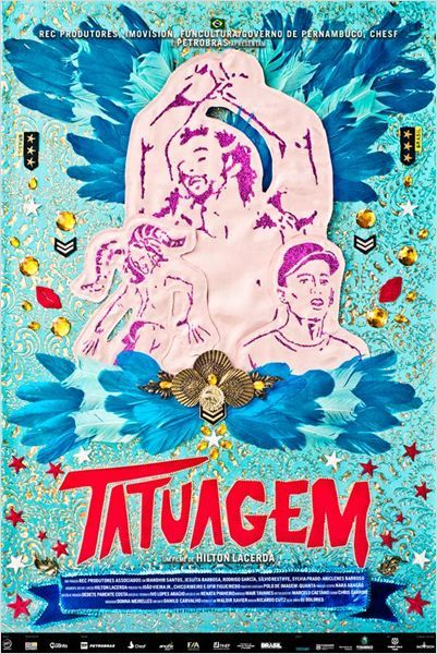 Tatuagem #Movie #Poster