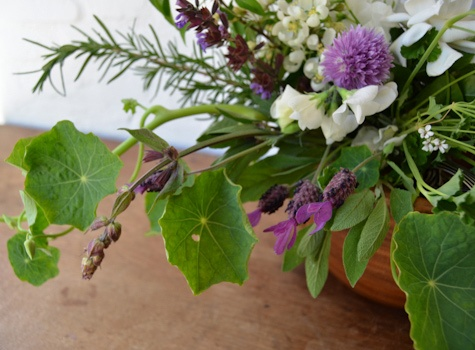 flower arranging how-to