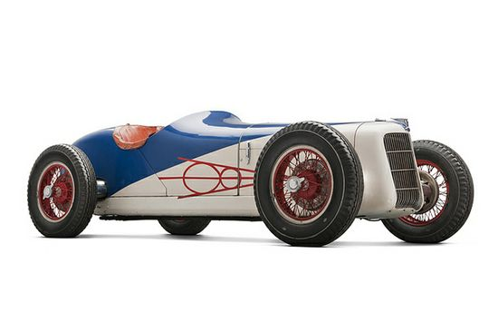 1935 Miller-Ford Race Car