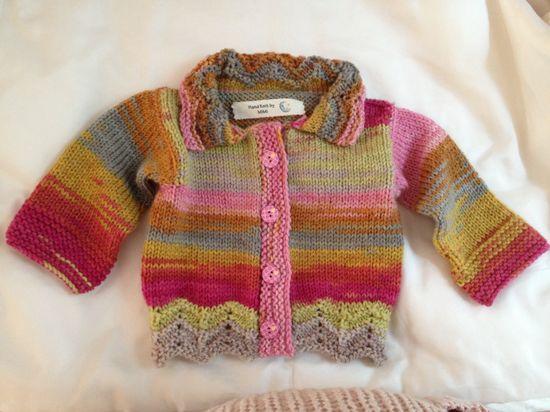 Favorite Baby Girl Sweater