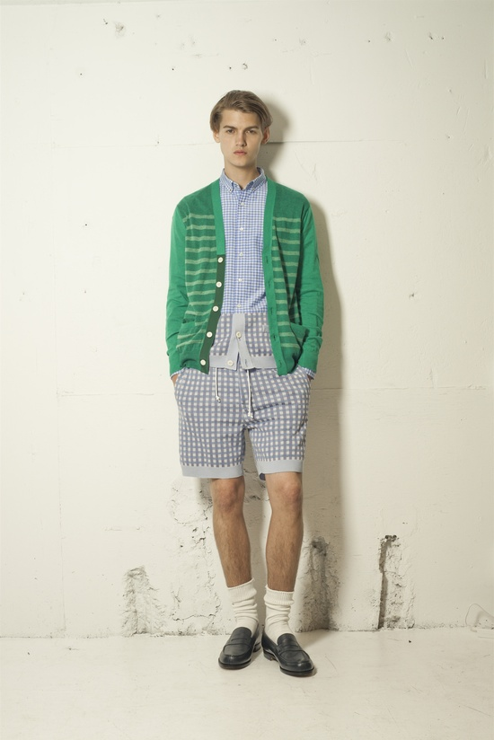Sacai - Men Fashion Spring Summer 2013 - Shows - Vogue.it