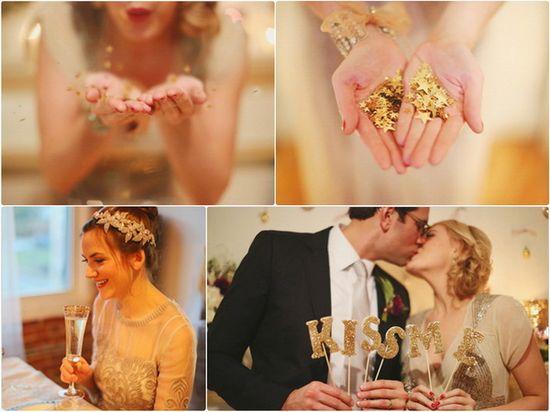 New Year's Wedding Ideas