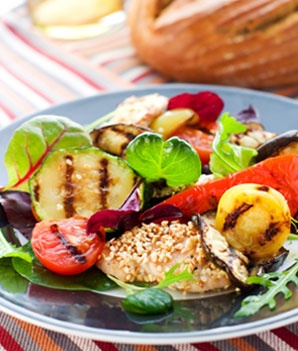 healthy summer dinners