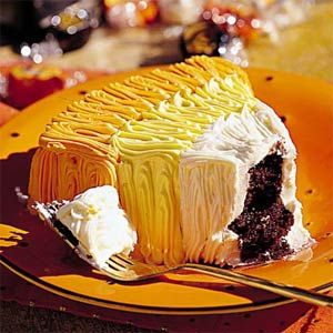 Candy. Corn. Chocolate. Cake. Need we say more?