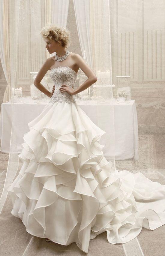 Bottom of the dress