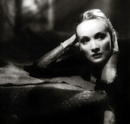 Marlene Dietrich In 'Shanghai Express', 1932.  ?