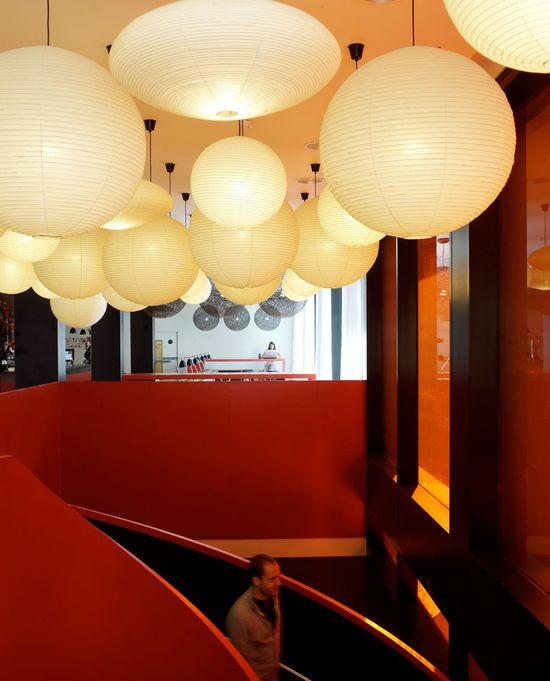 luxury hotel interior lighting