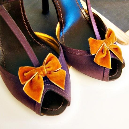 shoe clips..yessssss