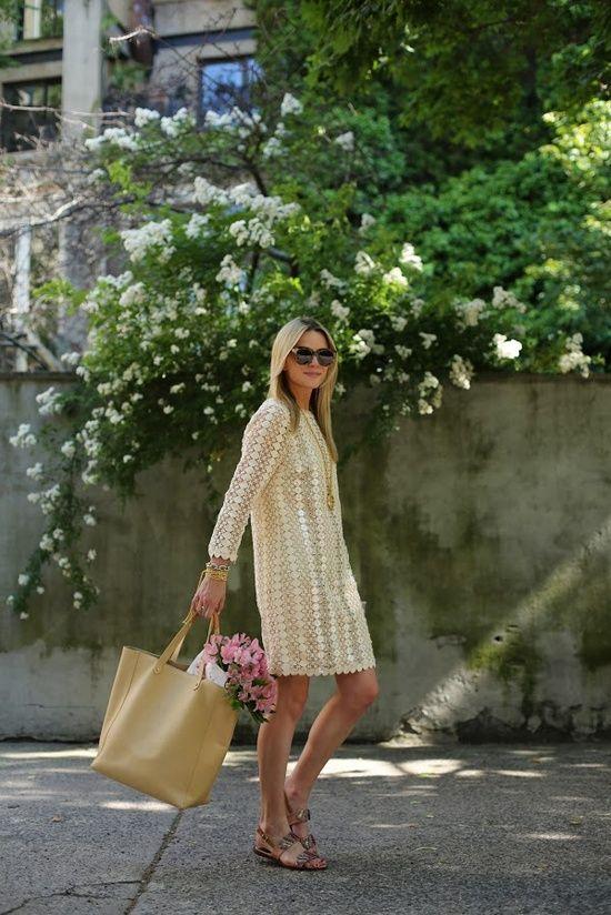 :: summer lace #aodai #ao dai